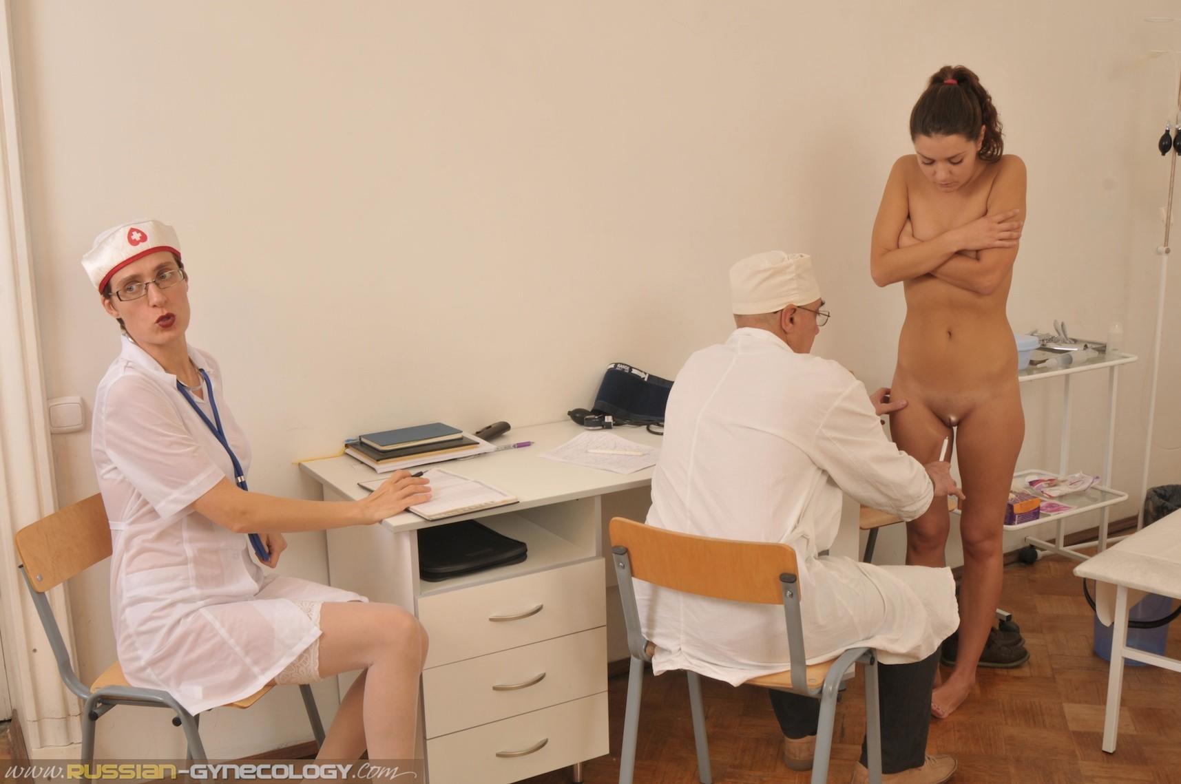 Фото русские у генеколога 3 фотография