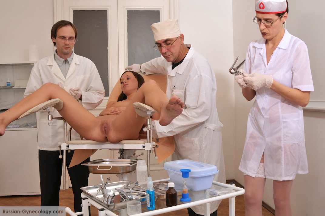 For that gyno exams russia share your